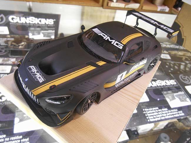ベンツ GT3