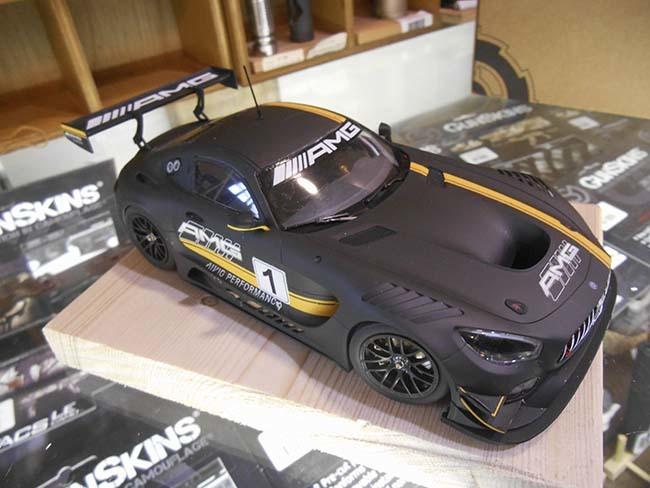 ベンツ GT3 2