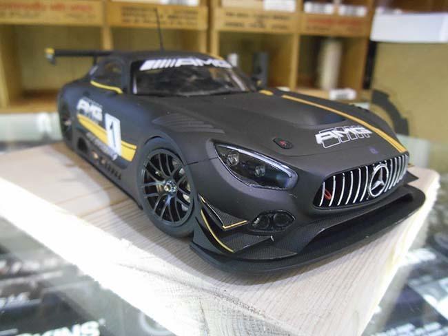 ベンンツ GT3 3