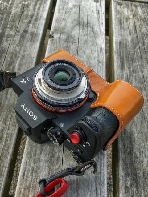 α7RⅢ + Voigtlander HELIAR 40mm F2.8