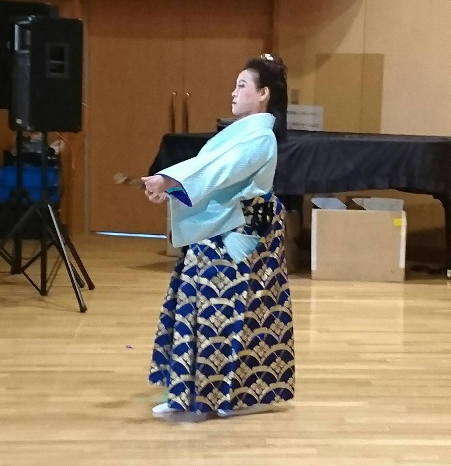 【大潟愛音の会・スナックシャンハイ共催Xmasチャリティーコンサート】-2