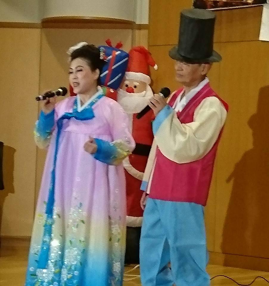 【大潟愛音の会・スナックシャンハイ共催Xmasチャリティーコンサート】-3