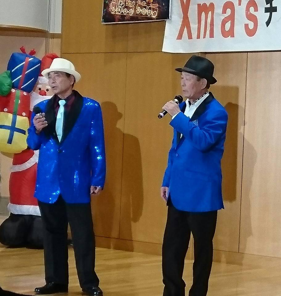 【大潟愛音の会・スナックシャンハイ共催Xmasチャリティーコンサート】-5