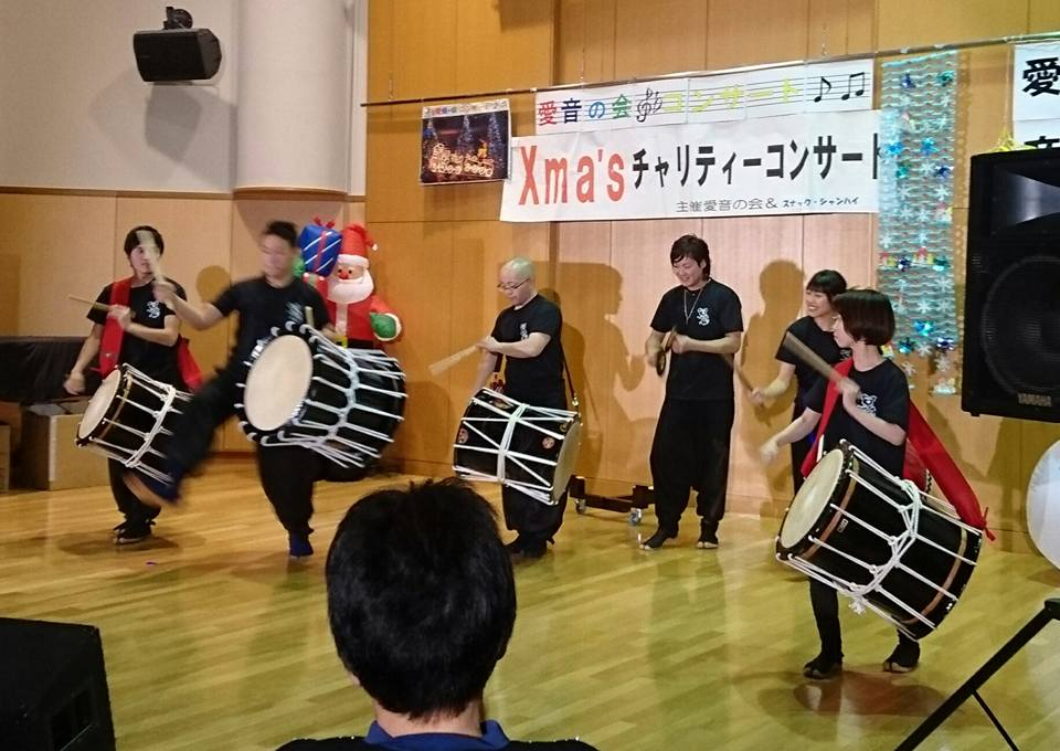 【大潟愛音の会・スナックシャンハイ共催Xmasチャリティーコンサート】-7