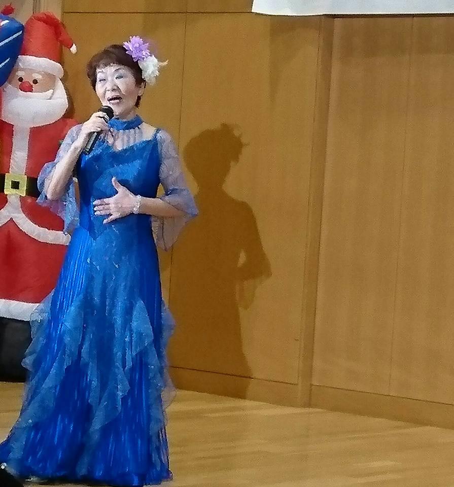 【大潟愛音の会・スナックシャンハイ共催Xmasチャリティーコンサート】-8