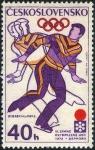 チェコ・札幌五輪(フィギュア)
