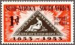 南ア・切手100年(1ペニー)