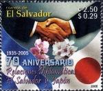 エルサルヴァドル・対日国交70年