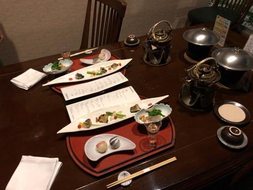 くつろぎ日和 伊東遊季亭(食事と感想)