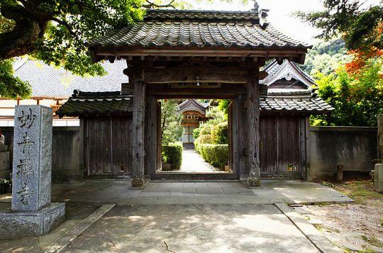 川棚ひなまつり-妙青寺