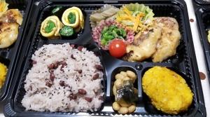 宮ヶ瀬小学校卒業式のお弁当