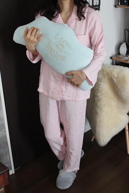UCHINO 快眠パジャマ (5)