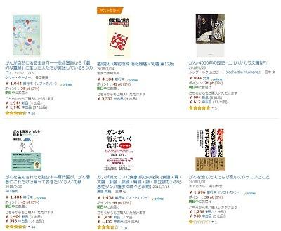 【がんの本】も全部50%OFF以上!『Kindle春の大セール』開催中(~3/25)