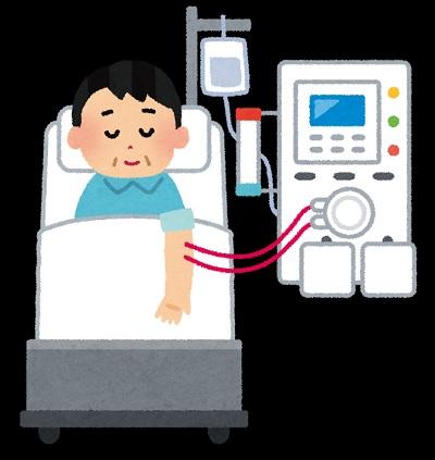 胃がんの後遺症?腎機能低下、つらい蛋白尿…