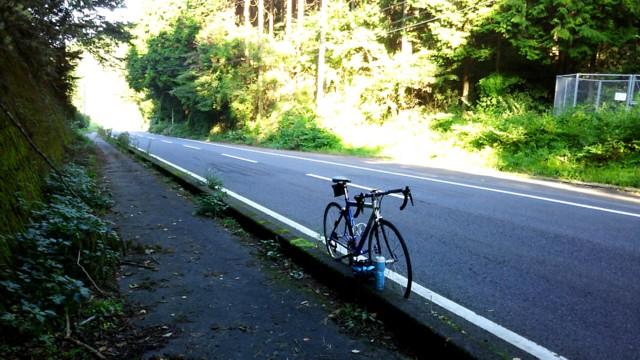 9月24日 雨沢峠は21min02sec