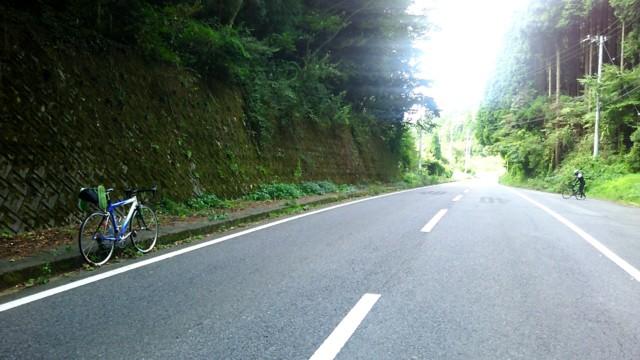 10月01日 雨沢峠は21min40sec