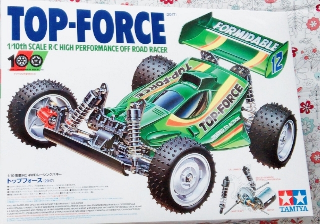 RC TOP-FORCE 1