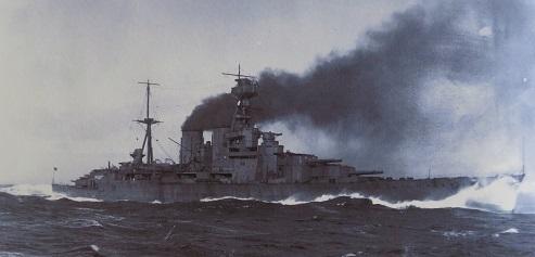 戦艦フッド