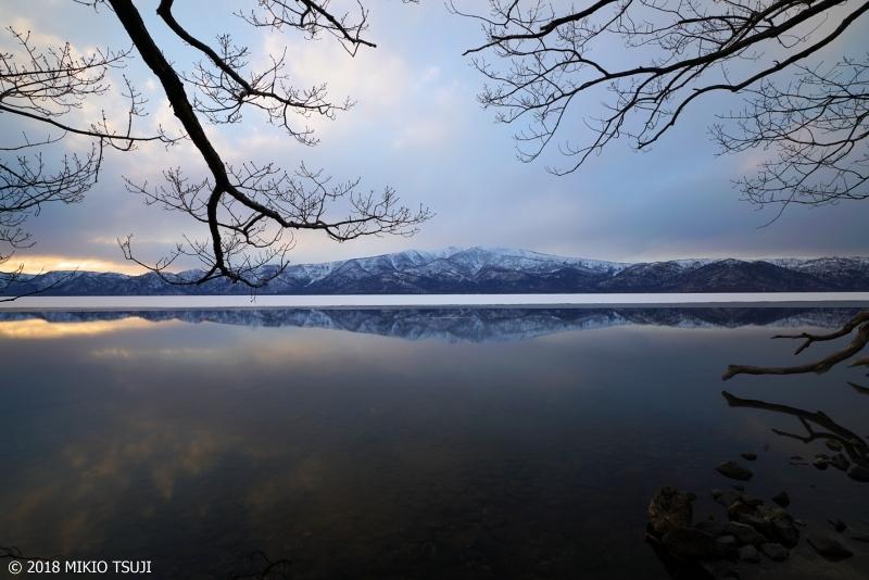 絶景探しの旅 - 0535 神聖なる湖 鏡の屈斜路湖 (北海道 弟子屈町)