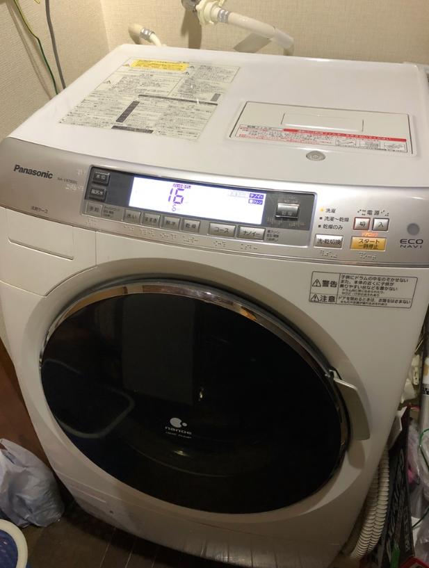 B281-1洗濯2018-03-11